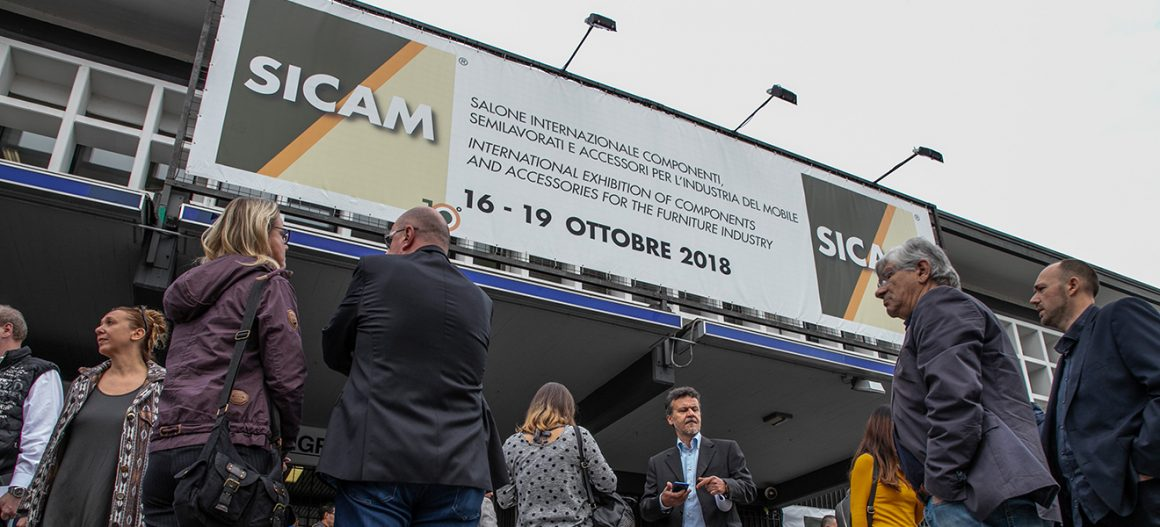 Mara took part at the 10th edition of the Sicam fair in Pordenone