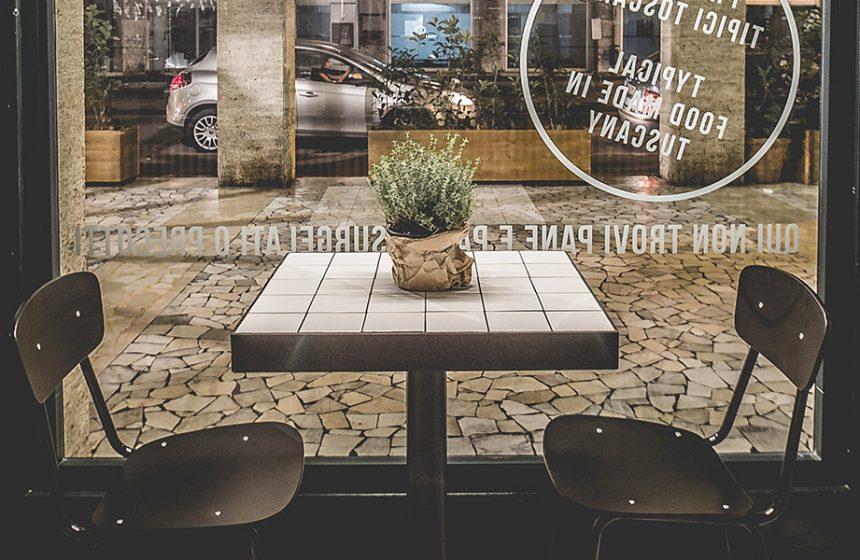 Im Herzen von Livorno, eine Geschmacksecke mit urbanem Flair