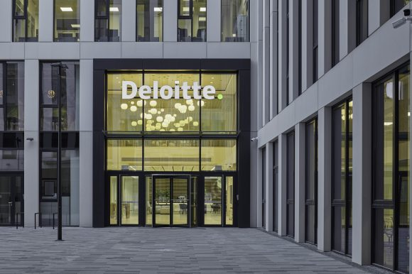 Deloitte Prague Office
