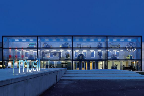 Musil – Musée de l'industrie et du travail