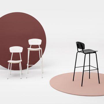Mara presents the new Simple stools